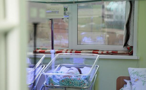 Обгоревшего в ЦРД малыша перевели из Москвы в Тулу