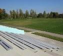 На стадионе «Химик» туляки смогут играть в пляжный волейбол