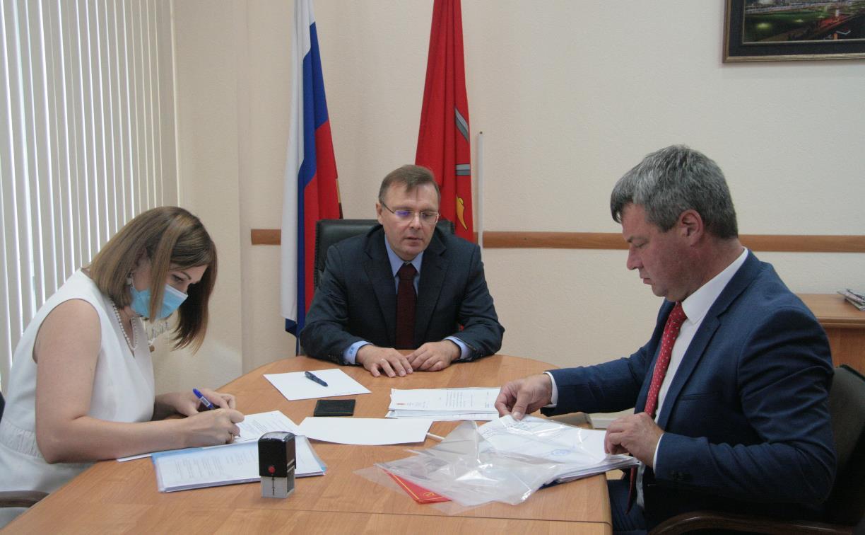 Коммунист Юрий Моисеев выдвинул свою кандидатуру на пост губернатора Тульской области