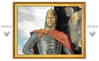 В Туле появилась площадь Александра Невского