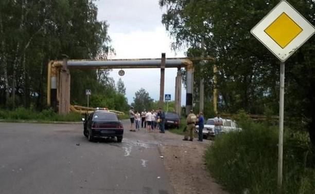 В ДТП в Алексине пострадали шесть человек