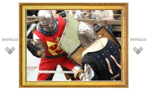 Туляков приглашают на турнир тяжеловооруженных латников