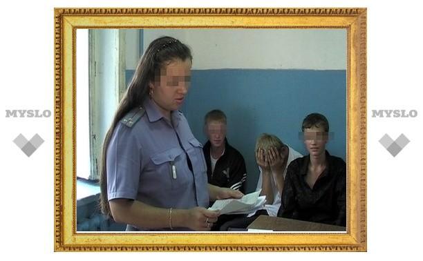 Тульских школьников-беглецов допросила полиция