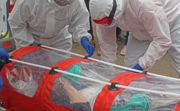 В Тульской области 67 новых случаев коронавируса