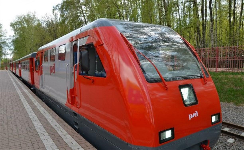 1 мая стартует новый сезон Новомосковской детской железной дороги