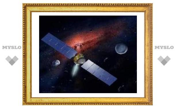 NASA отправило миссию к астероидам