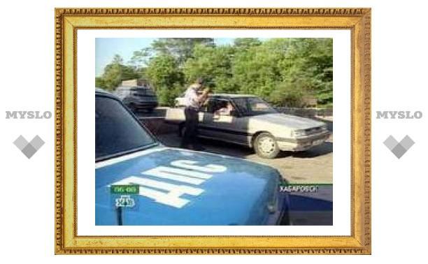 Против начальника хабаровского ГИБДД возбуждено уголовное дело