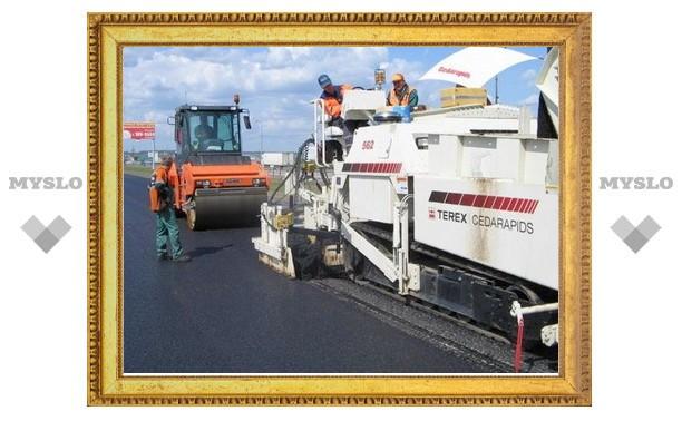 Шведы помогут строить дорогу в Тульской области