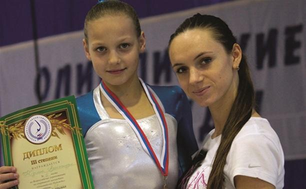 Тульская гимнастка стала бронзовым призером на турнире в Брянске