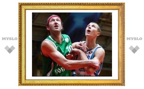 Поддержи тульских баскетболистов