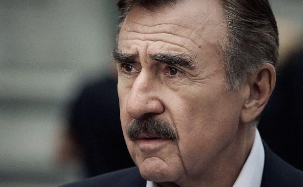 Ведущий передачи «Следствие вели» Леонид Каневский проводил съёмки в Туле