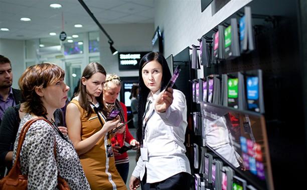 Tele2 открывает два новых салона связи