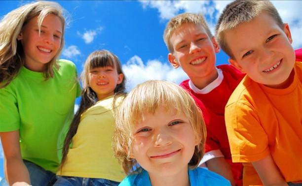 «Ясная Поляна» дарит детям праздник