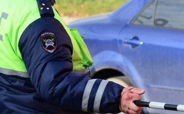 Сотрудники ДПС задержали водителя-убийцу