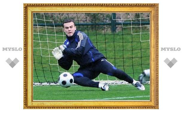 """""""Манчестер Юнайтед"""" заинтересовался Игорем Акинфеевым"""