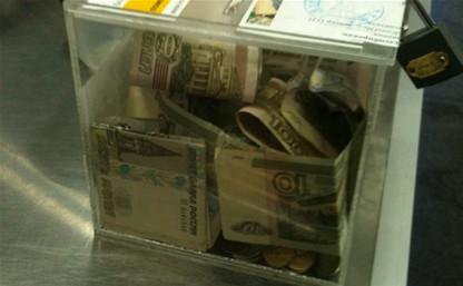 Туляк получил два года исправительных работ за кражу ящика с пожертвованиями