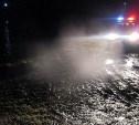 Под Тулой ВАЗ съехал в пруд: виновник ДТП пойдет под суд