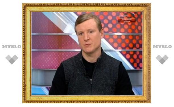 """Бесчастных назвал футболистов """"Спартака"""" клоунами"""