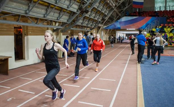 Юные туляки готовятся к легкоатлетическим соревнованиям «Шиповка юных»