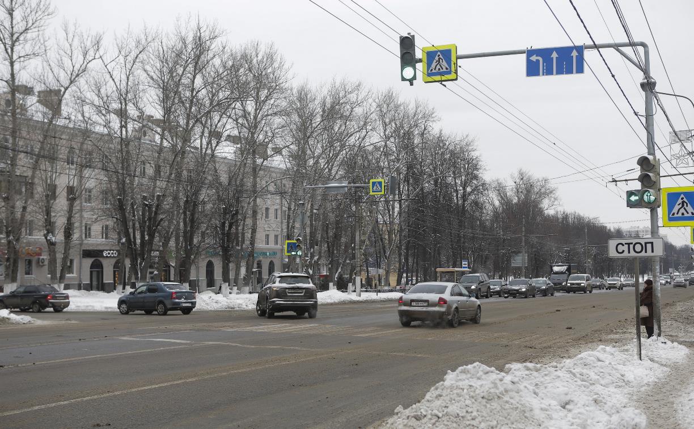 В Туле на проспекте Ленина разрешили левый поворот