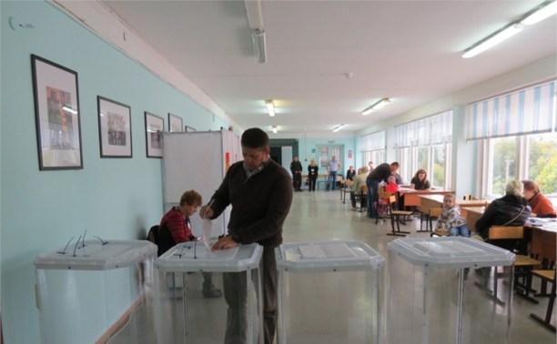 Евгений Авилов принял участие в голосовании