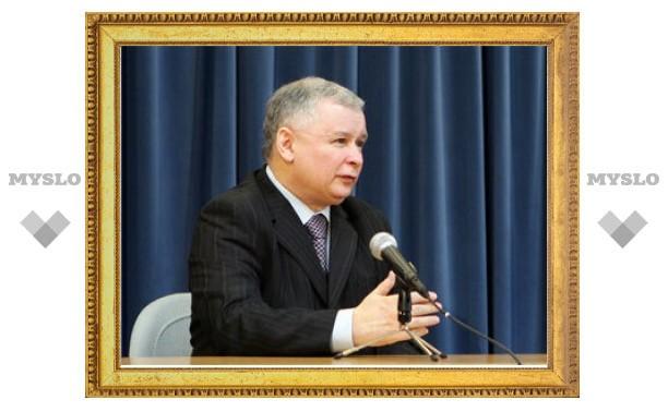 Ярослав Качиньский стал кандидатом на пост президента Польши