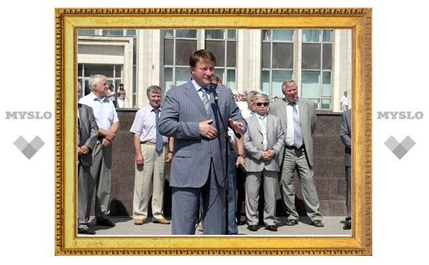 Губернатор пообещал поддержку ралли-спорту
