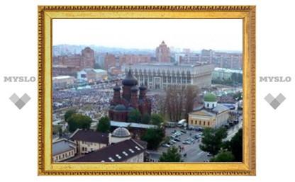 День города и День Тульской области могут объединить в один праздник