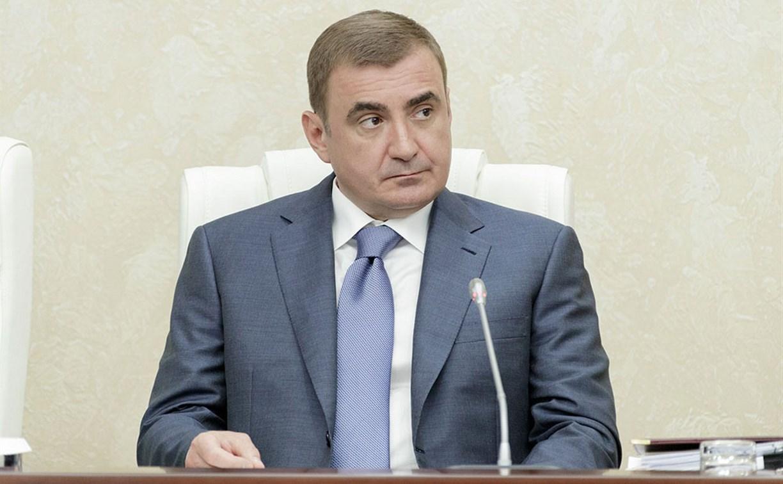 Алексей Дюмин поручил разобраться с проблемами водоснабжения в Туле