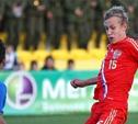 Воспитанник тульского «Арсенала» принес победу сборной России