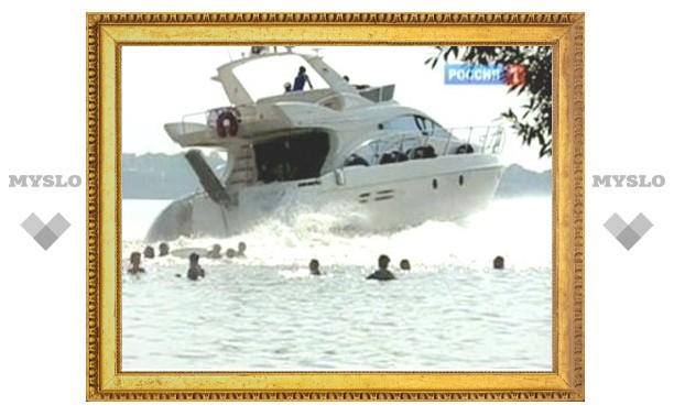 Задержан капитан убившей девушку в Подмосковье яхты