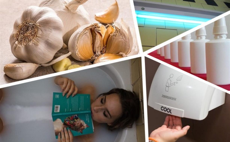 Чеснок, промывание носа и антибиотики: 10 мифов о коронавирусе