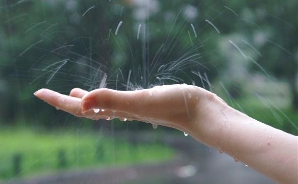 Погода в Туле: прохладно и дождливо