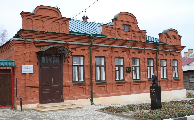 Музей Бунина в Ефремове войдет в российский бунинский маршрут