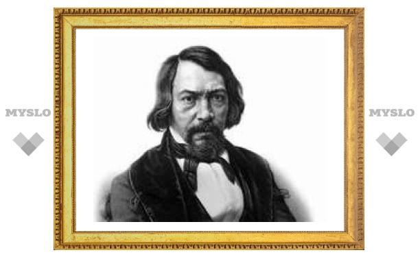 Под Тулой отпразднуют день рождения Хомякова