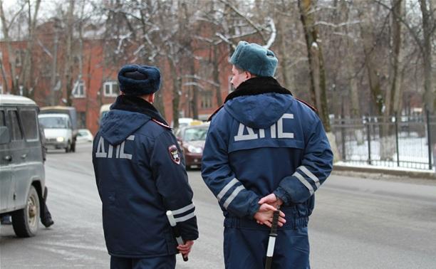 Тульские гаишники поймали 1000 пьяных водителей
