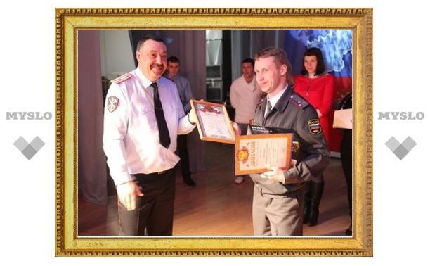 Тульские полицейские показали свои таланты