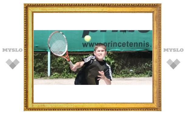 В Туле собрались лучшие теннисисты