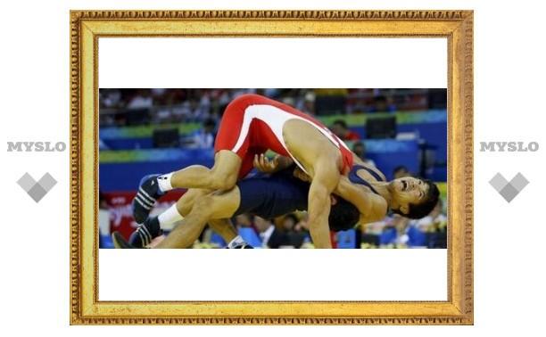 Тульские борцы добыли медали в Анапе