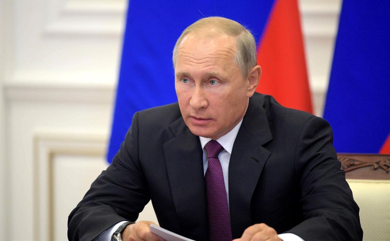 Владимир Путин отметил туляков наградами