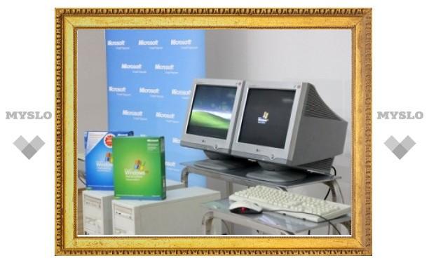 Windows XP стала экспонатом Политехнического музея