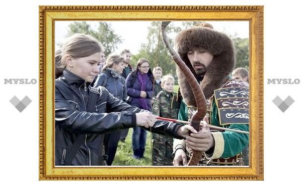 Туляки готовятся к нападению Золотой Орды