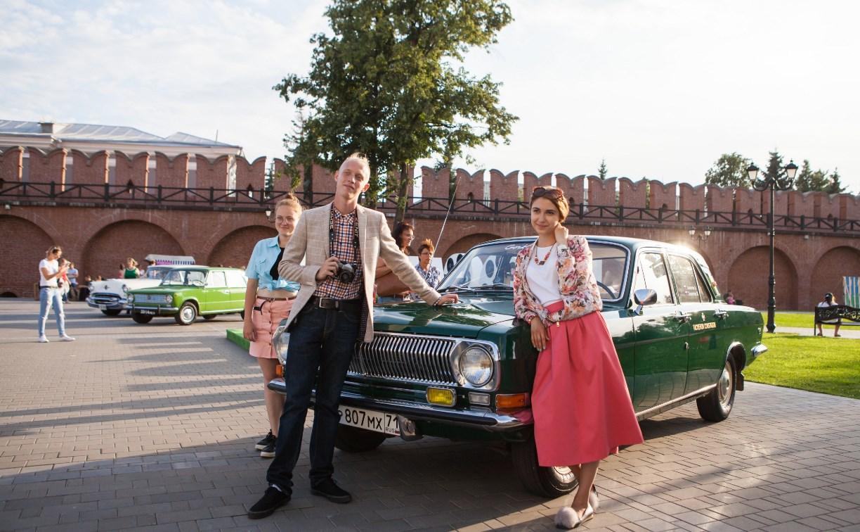 Вечеринка стиляг в Тульском кремле: большой фоторепортаж