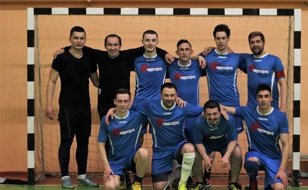 ГК «АВРОРА»: «Чемпионы не останавливаются на достигнутом!»