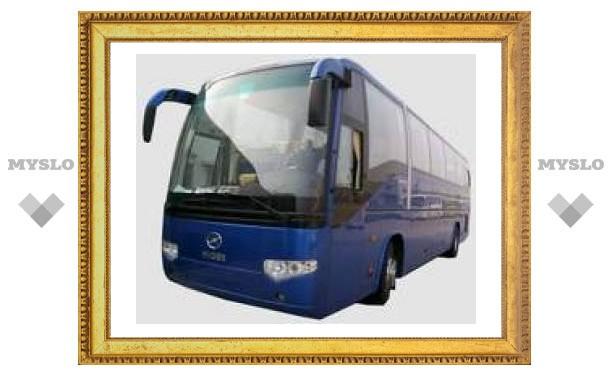 Из Тулы в Москву на автобусе