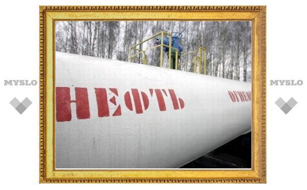 От российских запасов нефти осталась половина