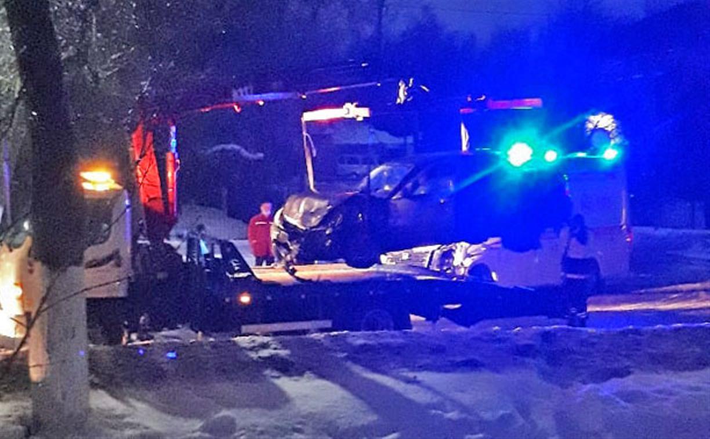 ДТП со скорой в Донском: водитель легковушки был пьян