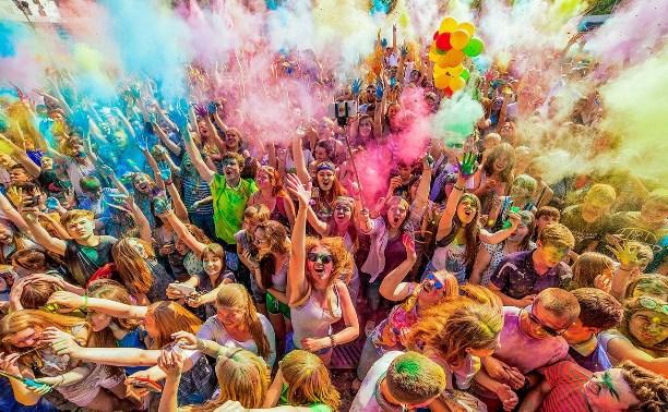 В Новомосковске пройдет фестиваль красок и водных фонариков