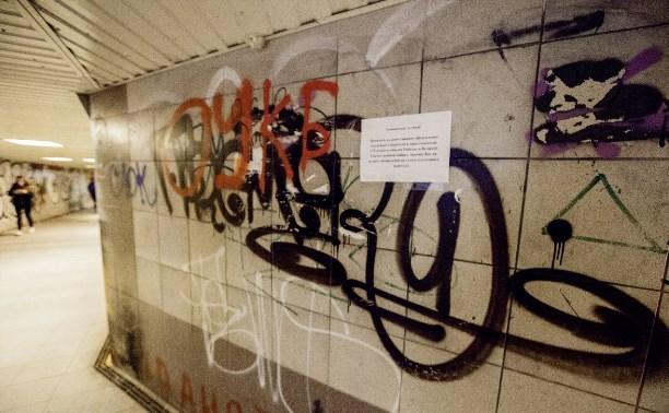 Ко Дню города в Туле отремонтируют два подземных перехода
