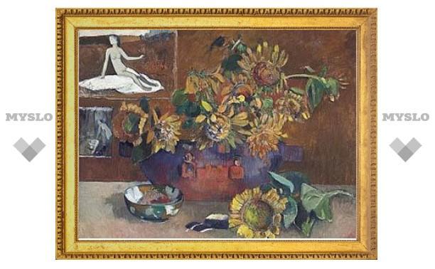 Написанную в память о Ван Гоге картину Гогена оценили в 10 миллионов фунтов